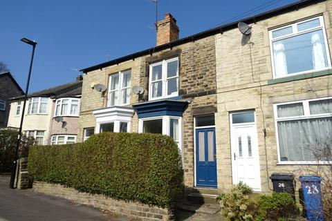 3 bedroom terraced house to rent - Forres Road, Crookes, Sheffield, S10 1WE