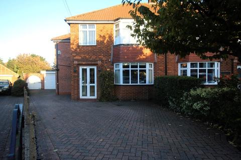 4 bedroom semi-detached house for sale - Windsor Close, Cottingham, HU16