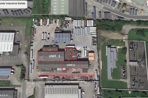 Industrial unit to rent - Bankside Industrial Estate, Valletta Street, Hull, East Yorkshire