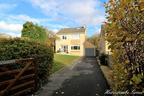 4 bedroom detached house for sale - Horsecombe Grove, Combe Down, Bath