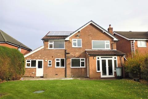 5 bedroom detached house to rent - Melbourne Road, Bramhall