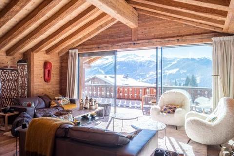 4 bedroom penthouse  - Résidence Alex 412, Verbier, Switzerland