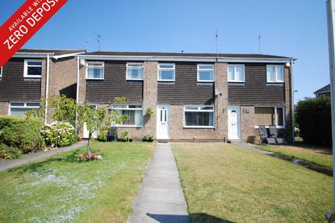3 bedroom house to rent - Clifton Court, Kingston Park