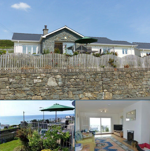 3 bedroom bungalow for sale - Gwelfor, Llanaber, Barmouth,LL42