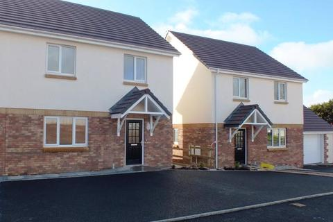 3 bedroom semi-detached house for sale - Plot 4 Beaconing Fields, Neyland Road, Steynton, Milford Haven