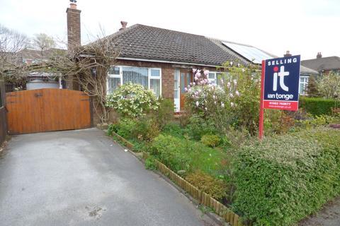 2 bedroom semi-detached bungalow for sale - Bridgefield Close, High Lane, SK6