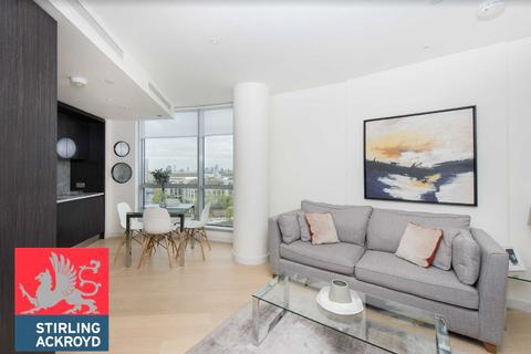 1 bedroom flat to rent - Charrington Tower, 11 Biscayne Avenue, London, E14