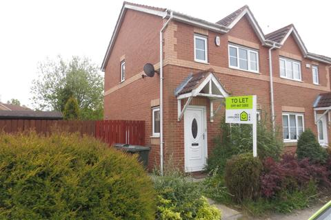 3 bedroom semi-detached house to rent - 74 Brahman Avenue, North Shields, Newcastle upon Tyne, NE29 6UD