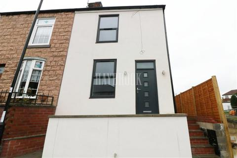 2 bedroom end of terrace house to rent - Monckton Road, S5