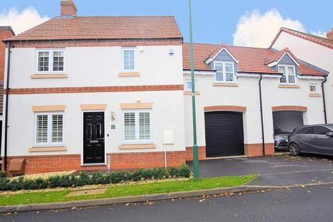 4 bedroom link detached house for sale - Godwin Lane, Knowle, Solihull, B93 0FD