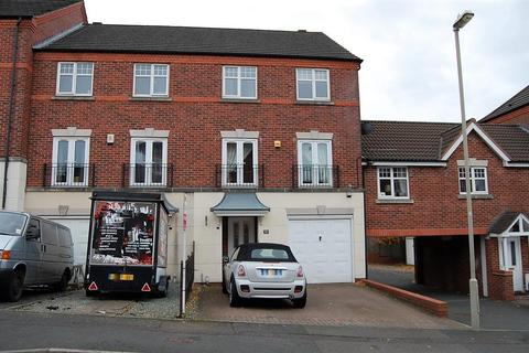 4 bedroom townhouse for sale - Manderston Close, Dudley, DY1 2TZ