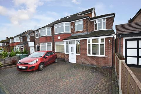 5 bedroom semi-detached house for sale - Sheepfoot Lane, Prestwich, Manchester, Greater Manchester, M25
