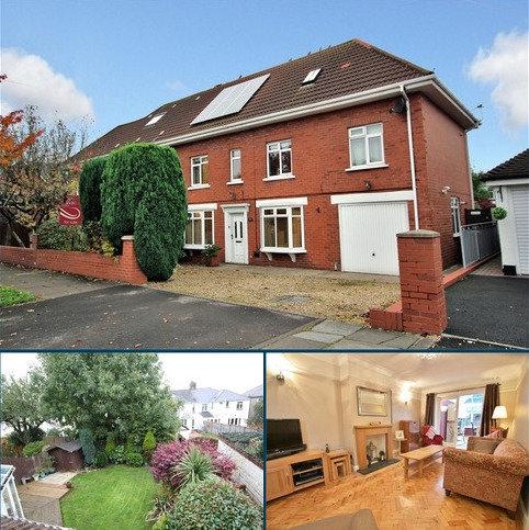 5 bedroom semi-detached house for sale - Cyncoed Road, Cyncoed, Cardiff