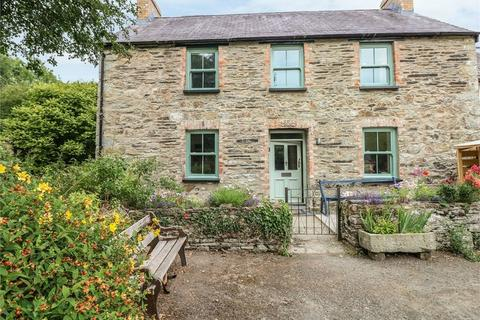 5 bedroom property with land for sale - Coed Cadw, (nr Newport), Felindre Farchog, Crymych, Pembrokeshire