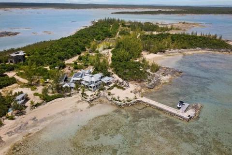 Land  - Private Island, Cabbage Cay, Eleuthera