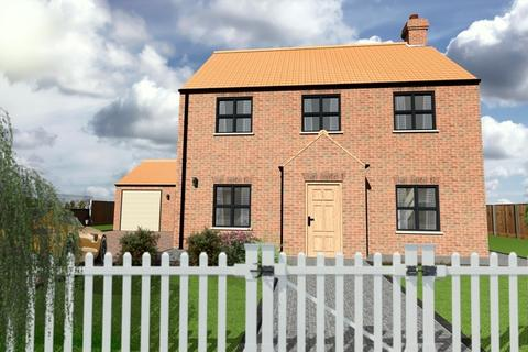 4 bedroom detached house for sale - The Aspen, Plot 18, Westfield Park, Louth
