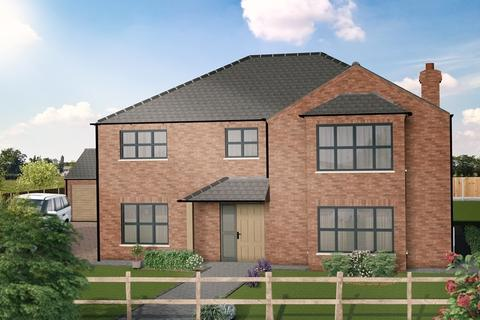 4 bedroom detached house for sale - The Chestnut, Plot 3, Westfield Park, Louth