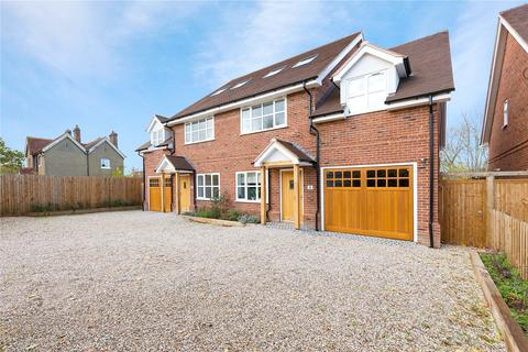 4 bedroom semi-detached house for sale - Flint Mews, Chelmsford Road, Shenfield, Brentwood, CM15