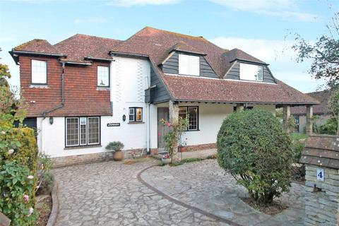 4 bedroom detached house for sale - The Roundway, Rustington, West Sussex, BN16