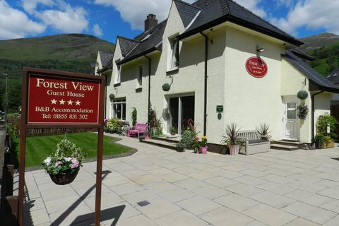 Guest house for sale - Forest View Guest House, Kinlochleven