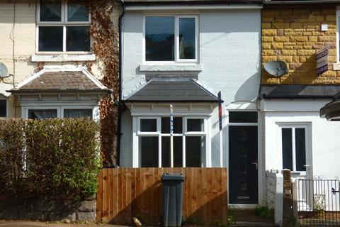 2 bedroom terraced house to rent - Harborne Park Road, Harborne, Birmingham, B17 0NG