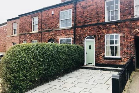 2 bedroom end of terrace house to rent - Walker Lane, Sutton, Macclesfield, Cheshire, SK11 0DZ