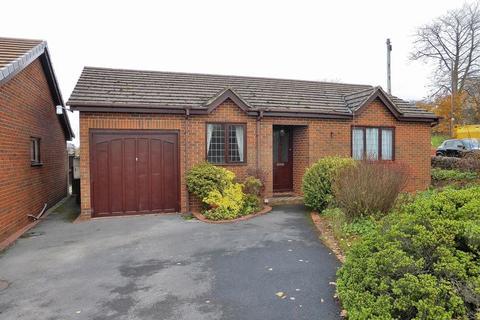 2 bedroom detached bungalow for sale - Oaklands Close, Wetley Rocks