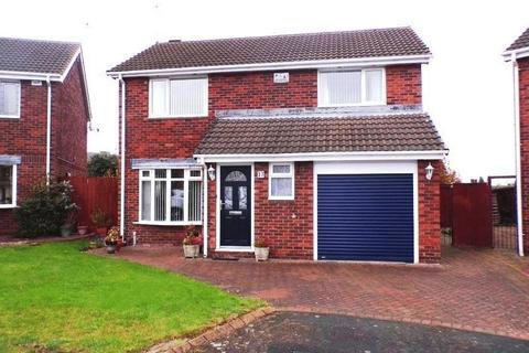 3 bedroom detached house for sale - Westerdale, Wallsend - Three Bedroom Detached House