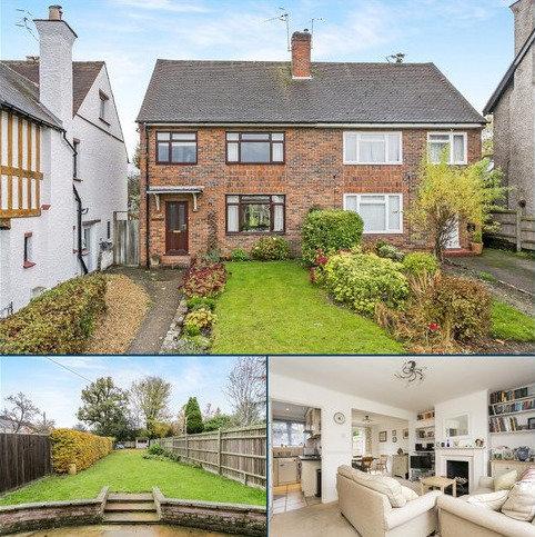 3 bedroom semi-detached house for sale - Ashley Gardens, Tunbridge Wells