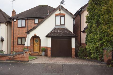 4 bedroom detached house for sale - Nortune Close, Birmingham, B38 8AJ