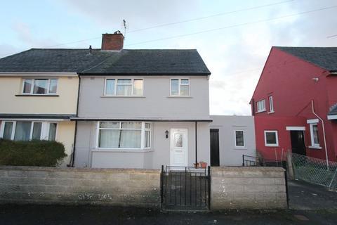 3 bedroom semi-detached house for sale - Margaret Avenue, Barry