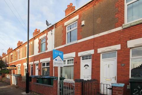 2 bedroom house to rent - MELBOURNE ROAD, EARLSDON, COVENTRY CV5 6JP