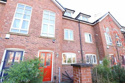 3 bedroom townhouse for sale - Wilbraham Road, Whalley Range, Manchester, M16