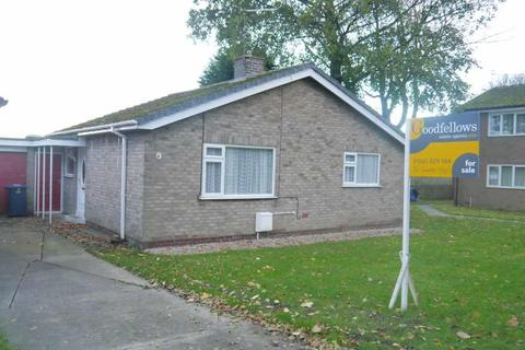 2 bedroom detached bungalow for sale - DETACHED BUNGALOW WITH OPEN VIEWS Pine Avenue, Dinnington, Newcastle Upon Tyne