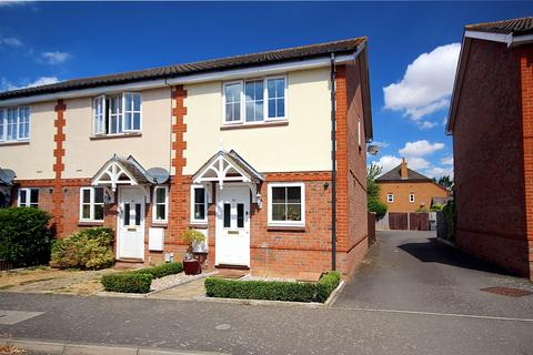 2 bedroom end of terrace house to rent - Chestnut Farm, Henlow, SG16