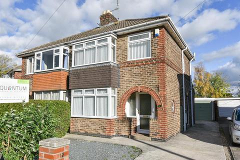 3 bedroom semi-detached house to rent - Hambleton Avenue, Osbaldwick, York