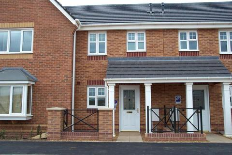 2 bedroom terraced house to rent - Highley Drive, Daimler Green, Coventry. CV6