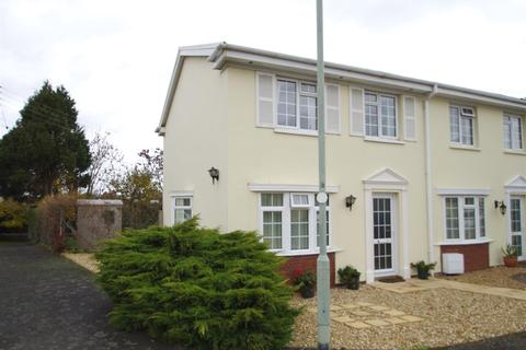 3 bedroom end of terrace house for sale - Manor Close, Wrafton, Braunton