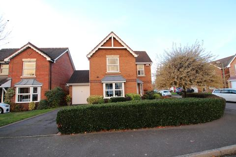3 bedroom detached house for sale - Glentworth, Sutton Coldfield, B76