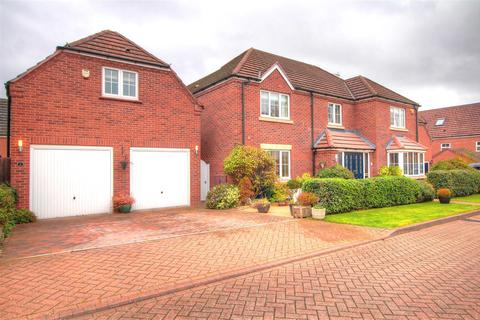6 bedroom house for sale - executive family residence, Bronze View, Coventry