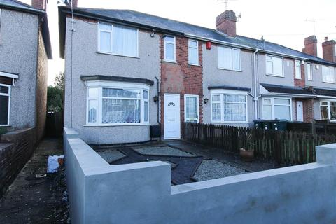 3 bedroom end of terrace house for sale - Burnham Road, Whitley.