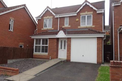 4 bedroom detached house to rent - Monarchy Close, Rugeley