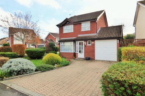 3 bedroom detached house for sale - Churchview Drive, Gloucester