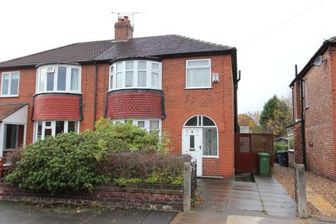 3 bedroom semi-detached house for sale - Norris Avenue, Heaton Norris