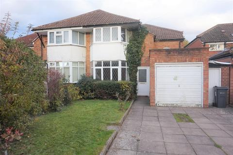 3 bedroom semi-detached house for sale - Walter Cobb Drive, Boldmere, Sutton Coldfield
