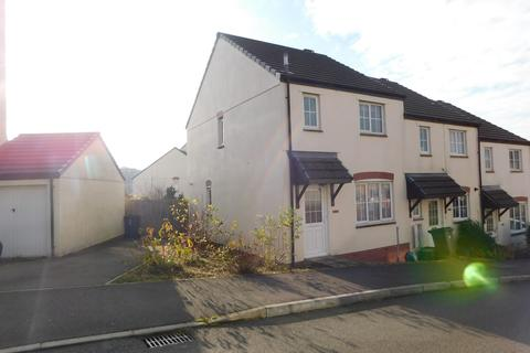 3 bedroom end of terrace house for sale - Cherry Tree Road, Axminster
