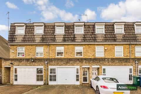 3 bedroom townhouse for sale - Eversleigh Road, Finchley, N3