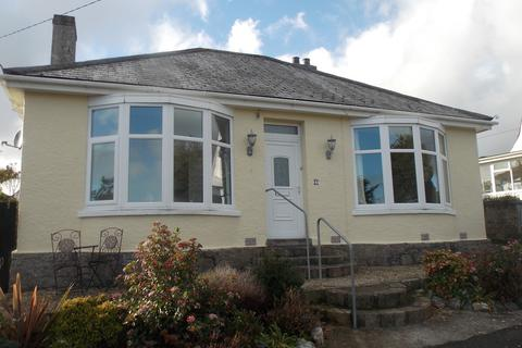 3 bedroom detached bungalow to rent - Edgcumbe Road, St Austell