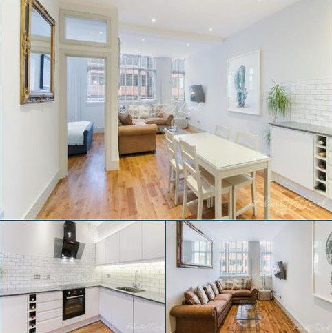 1 bedroom flat to rent - One Prescot Street, E1