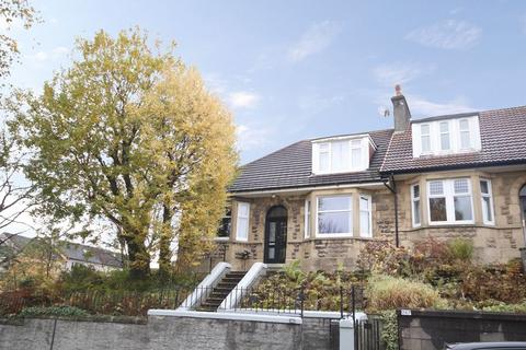 4 bedroom terraced bungalow for sale - 245 Churchill Drive, Broomhill, G11 7HF